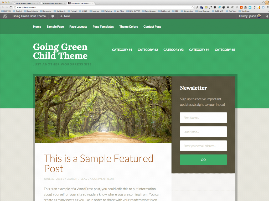 going-green-home-page