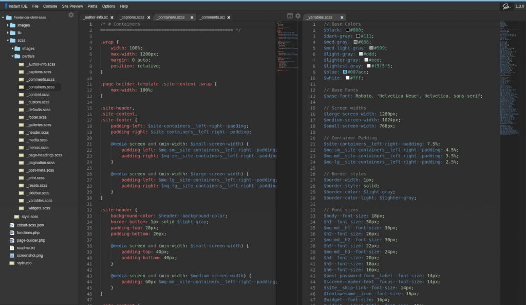 Checkout The Awesomeness That Is Instant IDE 1 3 0! - Cobalt Apps