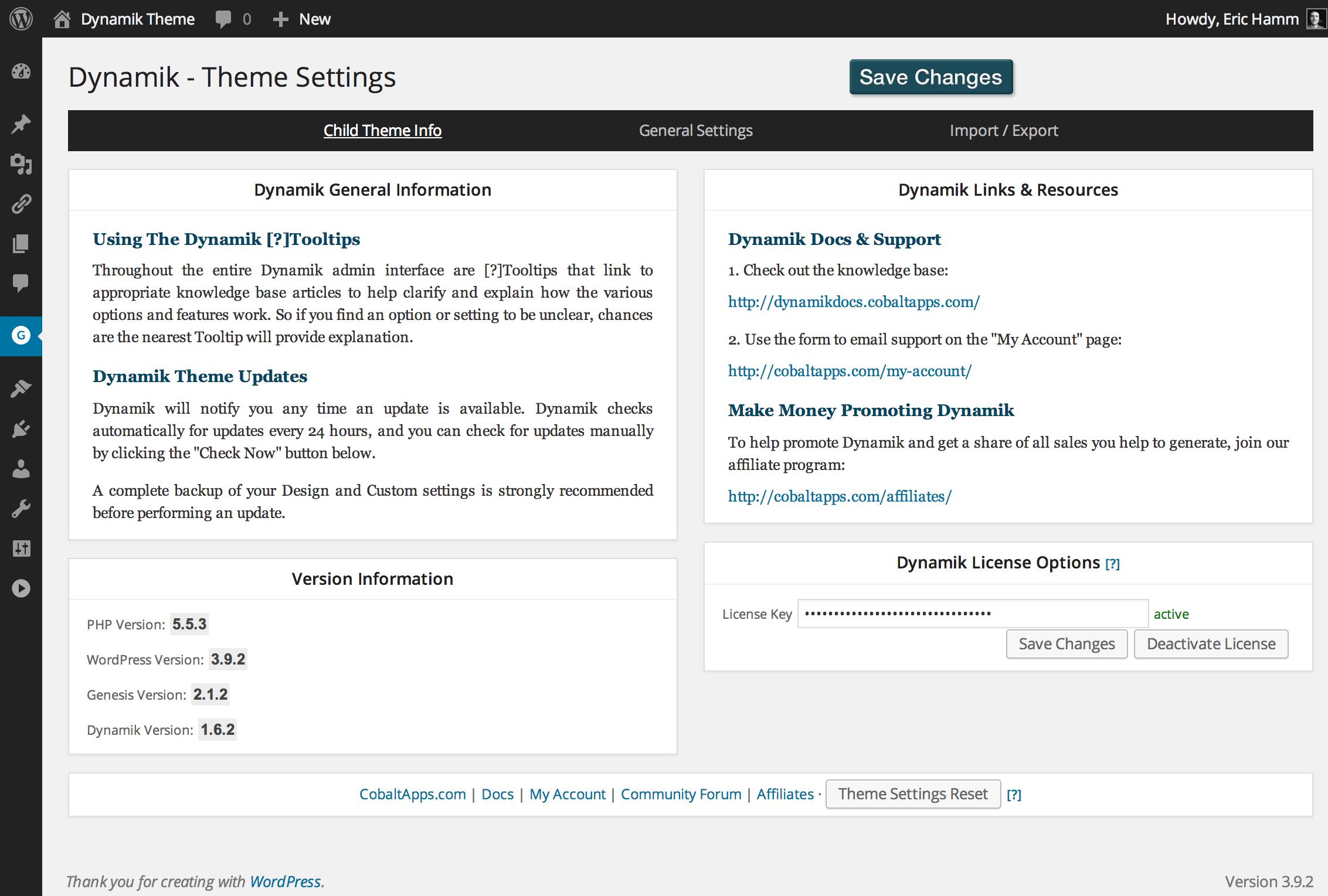 Dynamik Website Builder Screenshots - Cobalt Apps